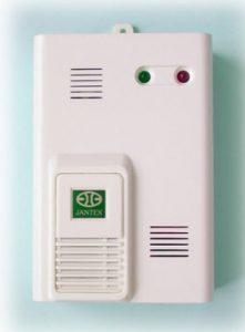 Đầu báo Gas kết hợp tủ trung tâm
