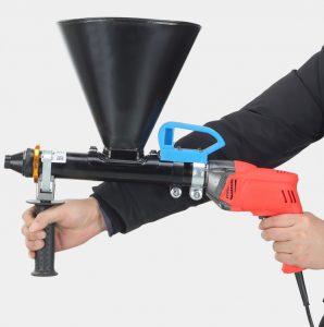 Máy bơm vữa bằng động cơ cầm tay