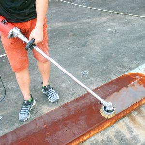 Máy làm sạch vệ sinh bề mặt