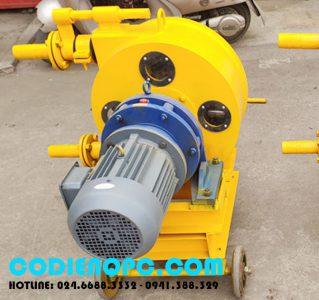 Máy bơm vữa bơm sika động cơ 3 pha